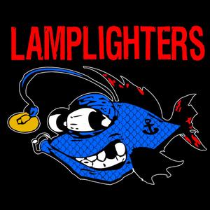 Lamplighters Kung Fu Necktie