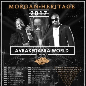 The Royal Family of Reggae Morgan Heritage Santee