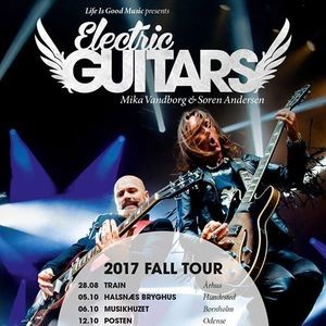 Electric Guitars Holte