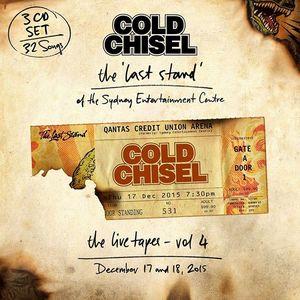 Cold Chisel Wrest Point Lawns