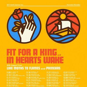 Fit For A King Hawthorne Theatre