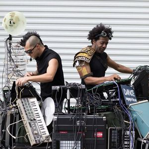 """DJ Pierre presents """"We Are Phuture"""" feat: Phuture LIVE Album and Tour Awakenings-Back to the Future"""