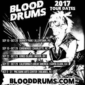Blood Drums  Pescadero