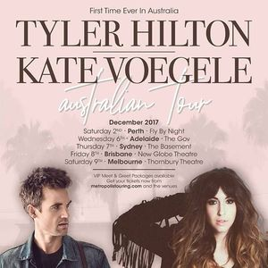 Tyler Hilton Fly By Night