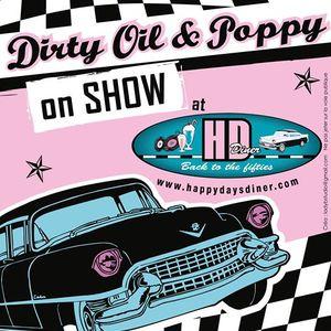 Dirty Oil & Poppy Brie-Comte-Robert