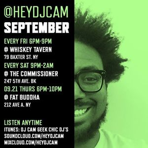 Deejay Cam The Whiskey Tavern