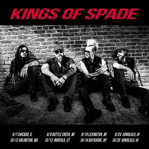 KINGS OF SPADE Regent Theater