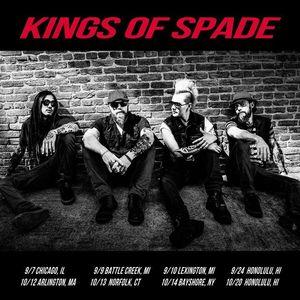 KINGS OF SPADE The Republik