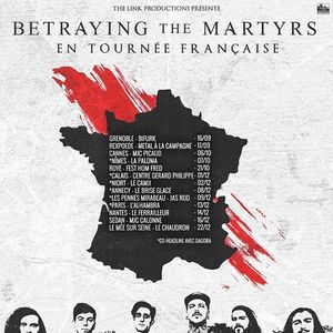 BETRAYING THE MARTYRS Jas Rod