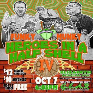 Funky Munky Wrestling Preston