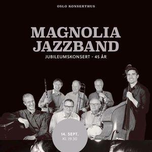 Magnolia Jazzband Fredrikstad