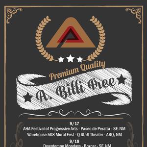 A. Billi Free Silver City