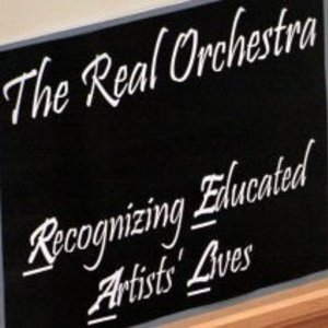 The R.E.A.L. Orchestra, Recognizing Educated Artists' Lives To Be Announced