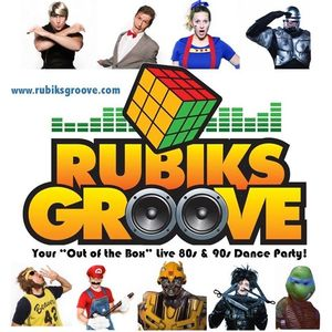 Rubiks Groove Wild Wing Cafe