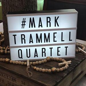 The Mark Trammell Quartet Blacksburg