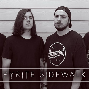 Pyrite sidewalk Lomita