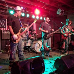 Scat Grub Band Twisted Spoke Saloon