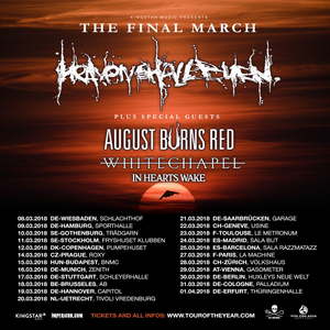 Heaven Shall Burn USINE