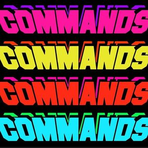 commands Sticky Mikes Frog Bar