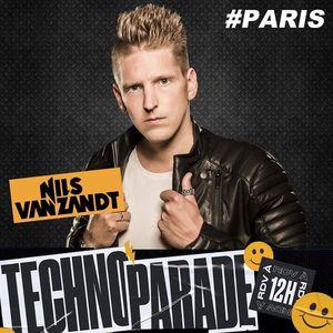 Nils Van Zandt Technoparade