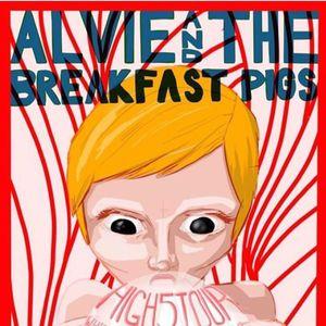 Alvie & The Breakfast Pigs White Eagle