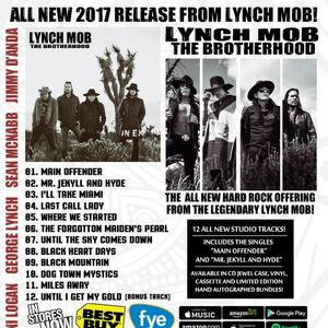 Lynch Mob The Canyon Agoura Hills