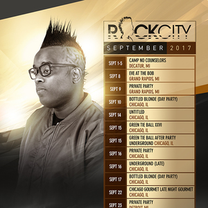 DJ ROCK CITY Private Event