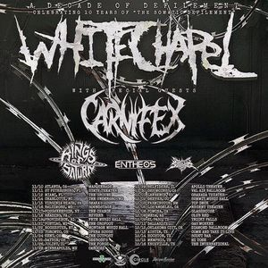 Whitechapel The Cabooze