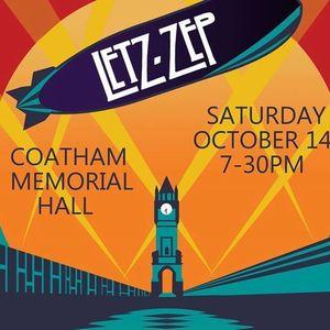 Letz Zep band page Mitcheldean