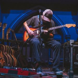 Scott H. Biram Threadgills