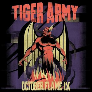 Tiger Army El Plaza Condesa