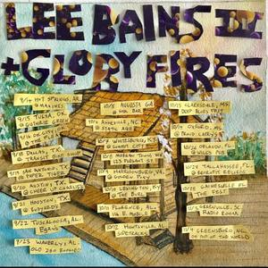 Lee Bains III & The Glory Fires Retrofit Records
