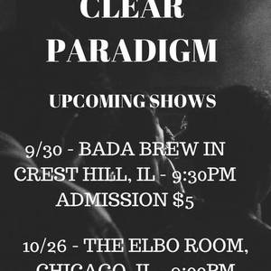 Clear Paradigm The Elbo Room