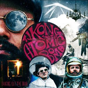 TJ Kong and the Atomic Bomb Underground Arts