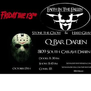 Faith In The Fallen Q Bar