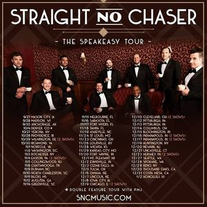Straight No Chaser Palace Theatre
