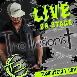 Tom Coverly The Illusionist Lumberton