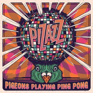 Pigeons Playing Ping Pong The Hive