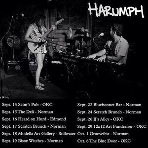 Harumph Edmond