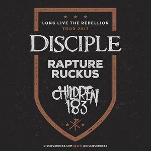 Rapture Ruckus Van Buren