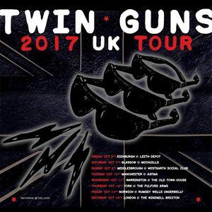 Twin Guns Brixton Windmill