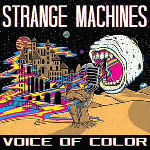 Strange Machines Brasher Falls