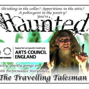 The Travelling Talesman Basingstoke