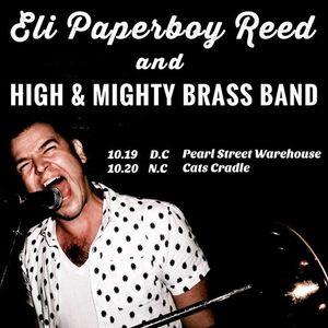 "Eli ""Paperboy"" Reed Raleigh"