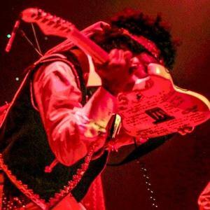 Kiss The Sky - The Jimi Hendrix RE-Experience Sawyer