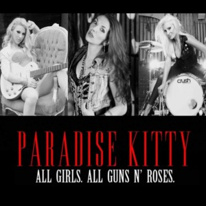 Paradise Kitty - Gn'R Tribute West Tisbury