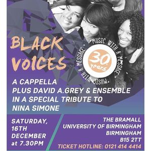 Black Voices The Jazz Cafe