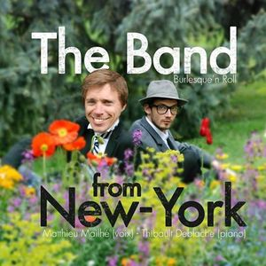 The Band from New York Livron-Sur-Drome