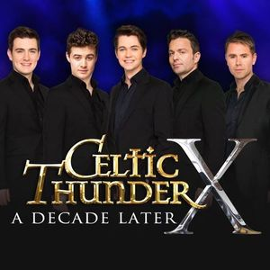 Celtic Thunder The Grand Theater at Foxwoods Resort Casino