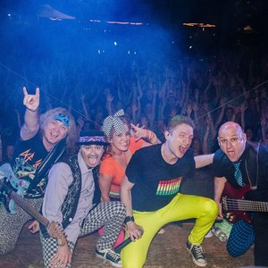 The Reflex: DC's Ultimate 80s Tribute Band Vienna